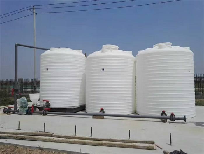 重庆塑料储罐水箱10立方立式PE贮罐厂家直销